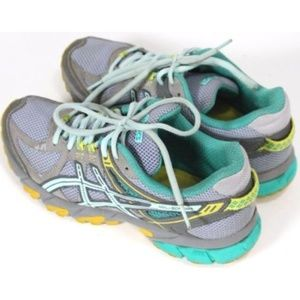 Asics Gel-Sonoma Womens Trail Running Shoes Sz 6.5